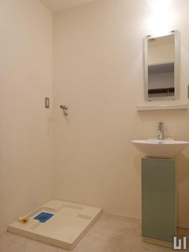 リノベーション1R 27.36㎡タイプ - 洗面室