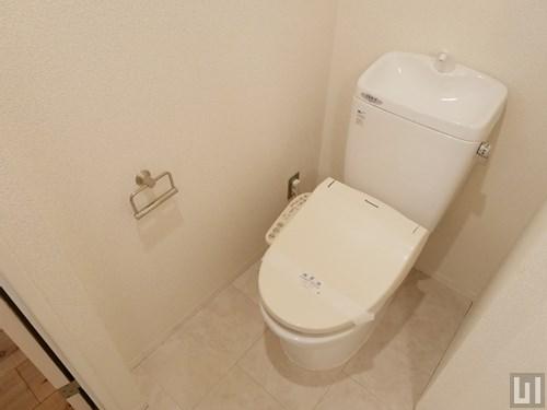 1R 27.36㎡タイプ - トイレ