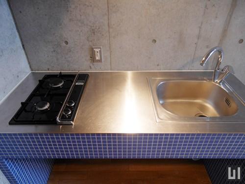 1LDKメゾネット 36.93㎡タイプ - キッチン
