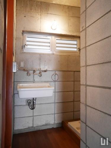1LDKメゾネット 36.93㎡タイプ - 洗面室