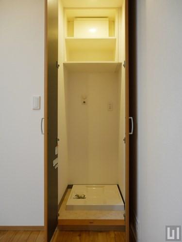 1LDK 55.38㎡タイプ - 洗濯機置き場