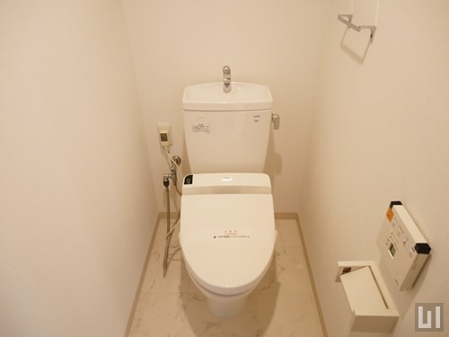 B'タイプ - トイレ