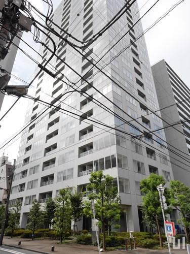 WHITE TOWER HAMAMATSUCHO - マンション外観