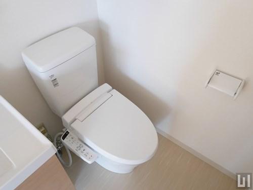1R 26.72㎡タイプ - トイレ