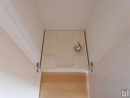 1R 26.72㎡タイプ - 洗濯機置き場