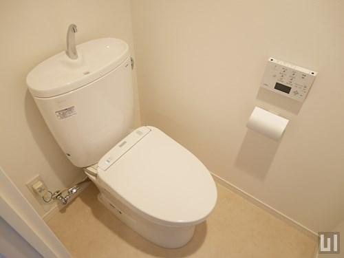 Fタイプ - トイレ