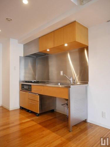 1LDK 55.42㎡タイプ - キッチン