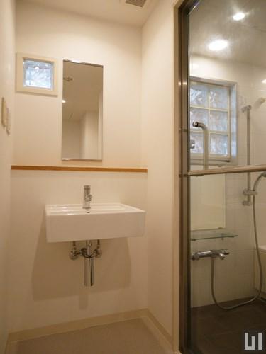 1LDK 55.42㎡タイプ - 洗面室
