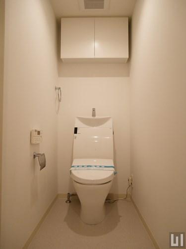 1LDK 55.42㎡タイプ - トイレ