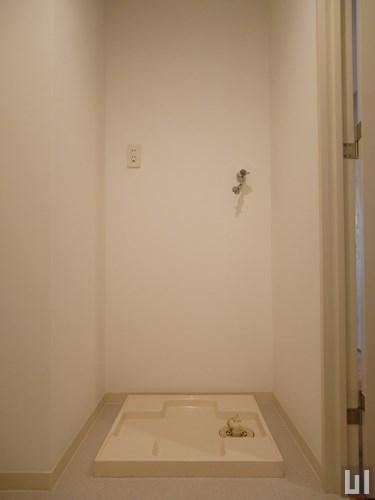 1LDK 55.42㎡タイプ - 室内洗濯機置き場