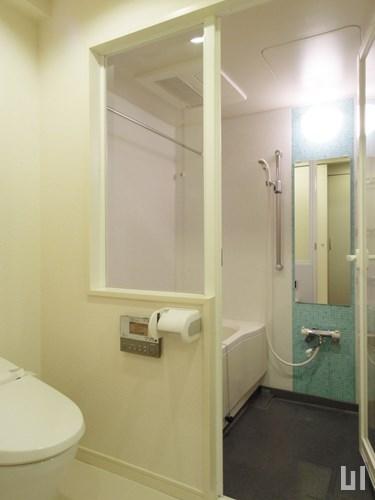 1K 31.20㎡タイプ - 洗面室・トイレ