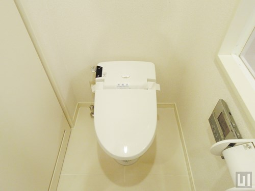 1K 31.20㎡タイプ - トイレ