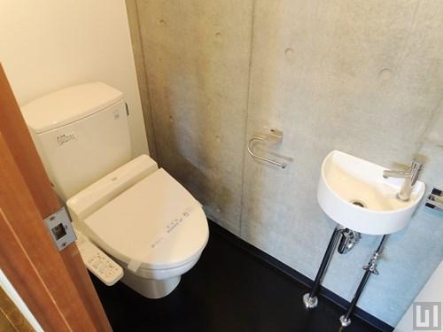 1R 33.38㎡タイプ - トイレ