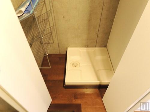 1R 33.38㎡タイプ - 洗濯機置き場