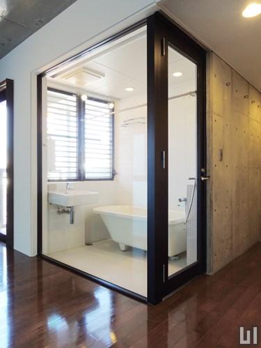 1R 32.48㎡タイプ - バスルーム