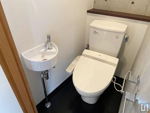 1R 35.14㎡タイプ - トイレ