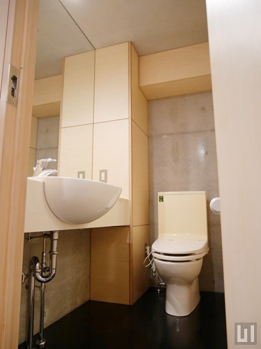1R 32.7㎡タイプ - 洗面室
