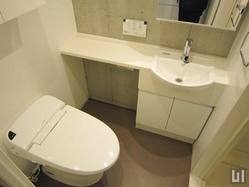 C1タイプ - 洗面台・トイレ
