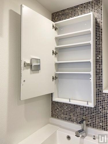 Fタイプ - 洗面台・収納