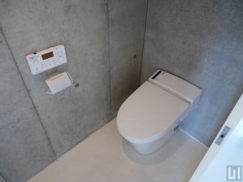 1LDK 43.27㎡タイプ - トイレ
