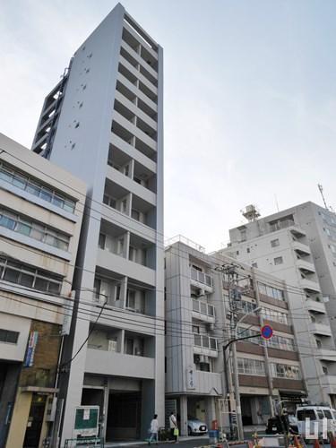 ZOOM目黒 - マンション外観