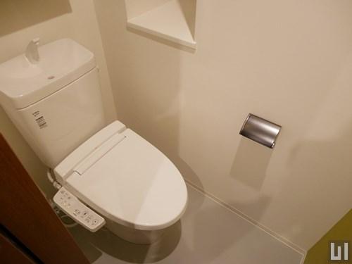 J1タイプ - トイレ